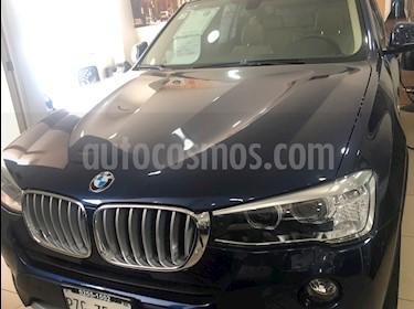 BMW X3 xDrive28iA X Line usado (2017) color Azul precio $500,000