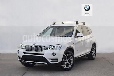 Foto venta Auto usado BMW X3 xDrive28iA X Line (2017) color Blanco precio $560,000