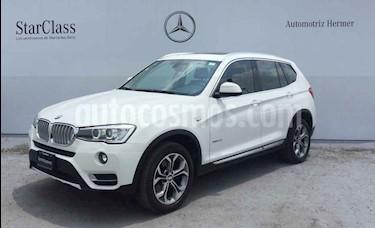 Foto venta Auto usado BMW X3 xDrive28iA X Line (2015) color Blanco precio $424,900