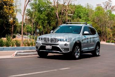 Foto venta Auto usado BMW X3 xDrive28iA X Line (2015) color Plata precio $402,000