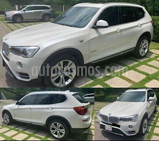 BMW X3 xDrive28iA X Line usado (2016) color Blanco Alpine precio $570,000
