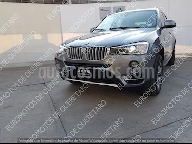 Foto venta Auto usado BMW X3 xDrive28iA X Line (2016) color Gris Space precio $515,000