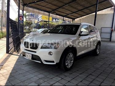 Foto venta Auto usado BMW X3 xDrive28iA (2013) color Blanco Alpine precio $319,000