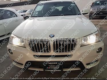 Foto venta Auto Seminuevo BMW X3 xDrive28iA (2014) color Blanco Alpine precio $385,000