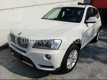 Foto venta Auto usado BMW X3 xDrive28iA (2013) color Blanco Alpine precio $275,000