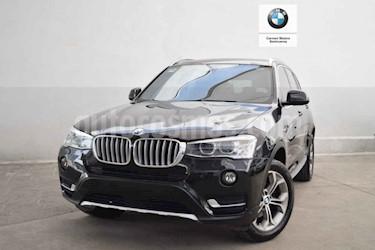 Foto venta Auto usado BMW X3 xDrive28iA (2017) color Negro precio $580,000