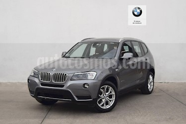 Foto venta Auto usado BMW X3 xDrive28iA (2014) color Gris precio $325,000