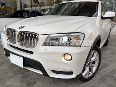Foto venta Auto usado BMW X3 xDrive28iA (2013) color Blanco precio $305,000