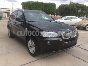 Foto venta Auto usado BMW X3 xDrive28iA (2014) color Negro precio $299,000