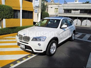 foto BMW X3 xDrive28iA usado (2014) color Blanco precio $269,900