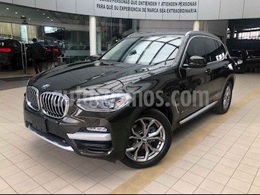 Foto venta Auto usado BMW X3 xDrive30iA X Line (2018) color Marron precio $680,000