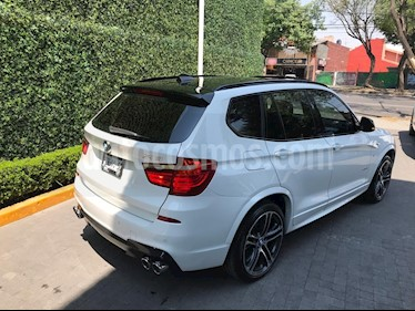 Foto venta Auto usado BMW X3 xDrive35iA M Sport (2018) color Blanco Alpine precio $635,000
