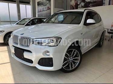Foto BMW X3 xDrive35iA M Sport usado (2017) color Blanco precio $550,000