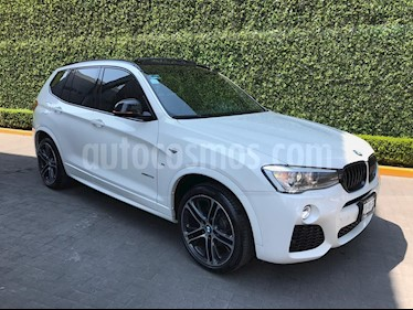 Foto venta Auto usado BMW X3 xDrive35iA M Sport (2017) color Blanco Alpine precio $665,000