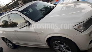Foto venta Auto Seminuevo BMW X3 xDrive35iA M Sport (2014) color Blanco Alpine precio $420,000