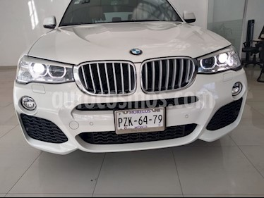 Foto venta Auto usado BMW X3 xDrive35iA M Sport (2017) color Blanco Alpine precio $630,000