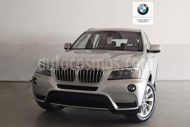 Foto venta Auto usado BMW X3 xDrive35iA Top (2014) color Plata precio $460,000