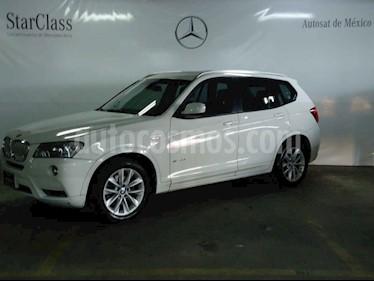 Foto BMW X3 xDrive35iA Top usado (2011) color Blanco precio $299,000