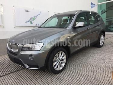 Foto venta Auto usado BMW X3 xDrive35iA Top (2014) color Gris Space precio $385,000