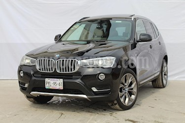 Foto venta Auto usado BMW X3 xDrive35iA X Line (2015) color Negro precio $419,000