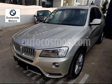 Foto venta Auto usado BMW X3 xDrive35iA X Line (2013) color Bronce precio $335,000