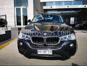 BMW X4 20i xDrive  usado (2016) color Negro precio $21.500.000