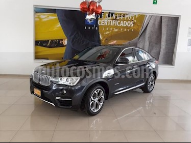 foto BMW X4 5p xDrive 28i X Line L6/3.0/T Aut usado (2017) color Negro precio $515,900