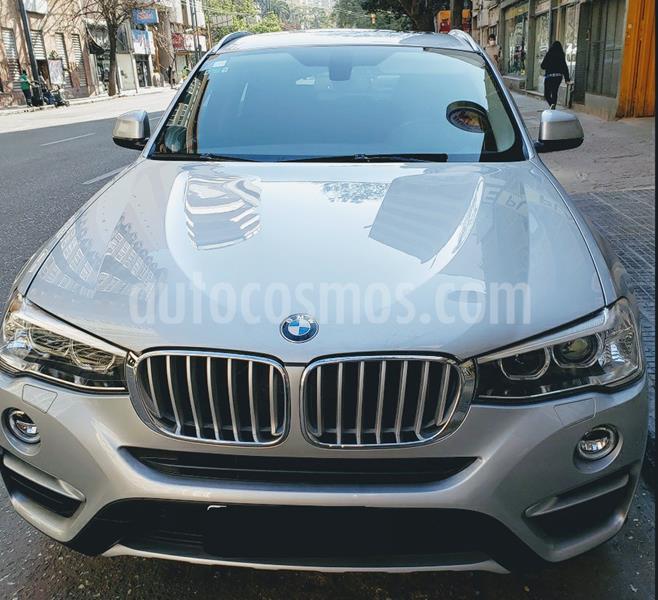 BMW X4 xDrive 28i xLine usado (2017) color Gris precio u$s44.500