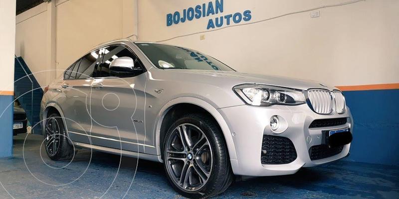 BMW X4 xDrive 35i Paquete M usado (2018) color Gris Sophisto precio u$s67.000