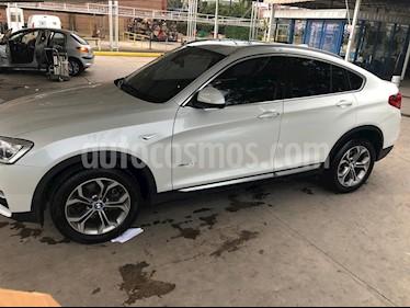 BMW X4 xDrive 28i xLine usado (2016) color Blanco precio $4.700.000