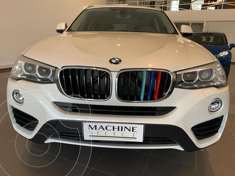 BMW X4 xDrive 20i Active usado (2017) color Blanco precio u$s43.000