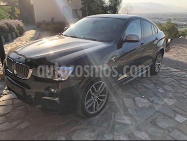 BMW X4 xDrive 20i M Sport  usado (2018) color Gris precio $30.900.000