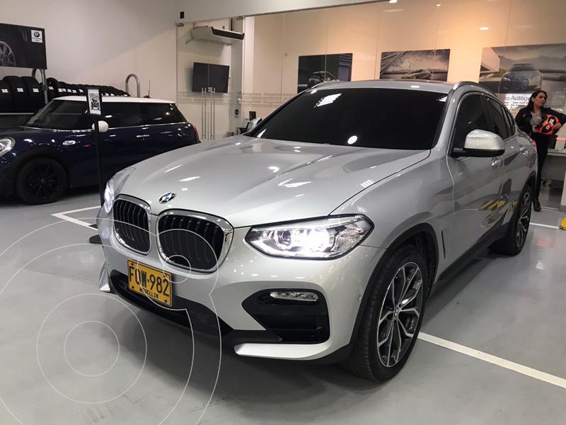 Foto BMW X4 xDrive 30i Premium usado (2019) color Plata precio $175.000.000