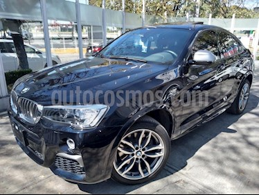 Foto BMW X4 M40iA Aut usado (2018) color Negro precio $795,000