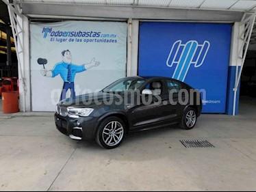 BMW X4 M40iA Aut usado (2017) color Negro precio $460,000