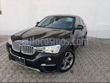 BMW X4 xDrive28i X Line Aut usado (2017) color Negro precio $645,000