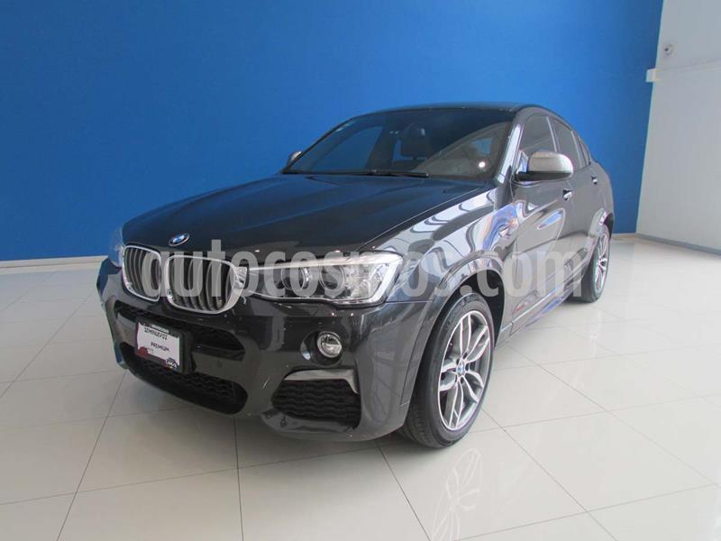 BMW X4 M40iA Aut usado (2017) color Gris precio $590,000
