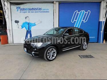 BMW X4 xDrive28i X Line Aut usado (2018) color Negro precio $404,000
