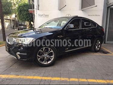 BMW X4 xDrive28i X Line Aut usado (2017) color Negro precio $565,000