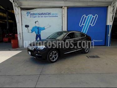 BMW X4 xDrive28i X Line Aut usado (2017) color Negro precio $375,000