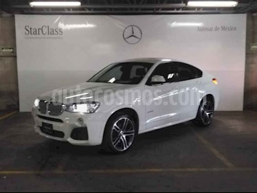 Foto BMW X4 xDrive35i M Sport Aut usado (2018) color Blanco precio $699,000