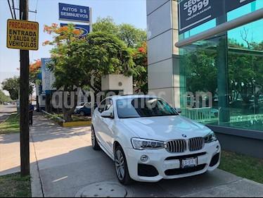 BMW X4 X4 XDRIVE35IA M SPORT usado (2017) color Blanco precio $559,000