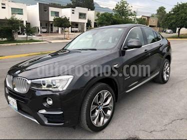 BMW X4 xDrive35i M Sport Aut usado (2016) color Gris precio $439,000