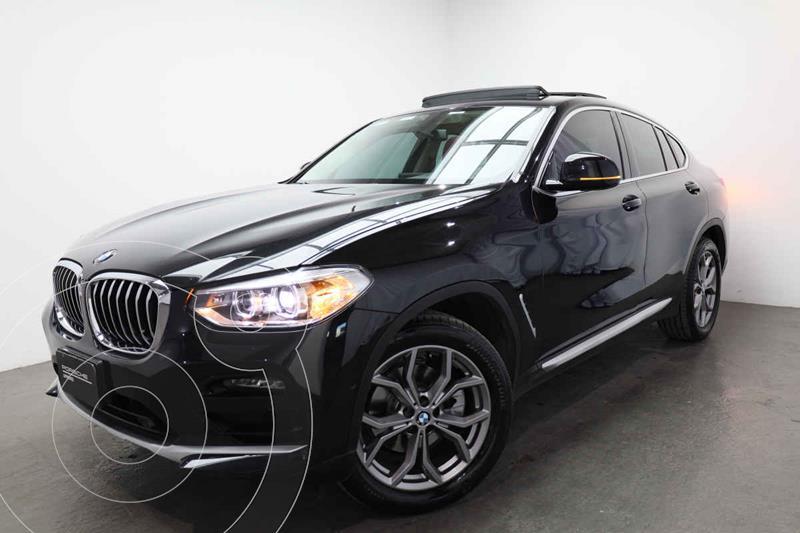 Foto BMW X4 xDrive30iA X Line Aut usado (2020) color Negro precio $960,000