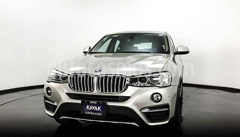BMW X4 xDrive28i X Line Aut usado (2016) color Blanco precio $454,999