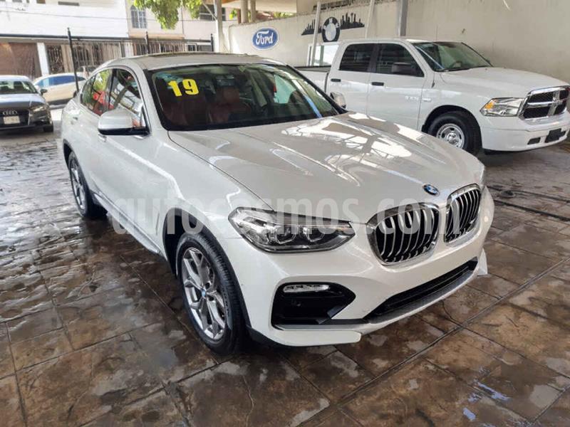 BMW X4 xDrive30iA X Line Aut usado (2019) color Blanco precio $825,000