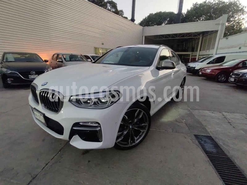 BMW X4 X4 M40iA Aut usado (2019) color Blanco precio $950,000