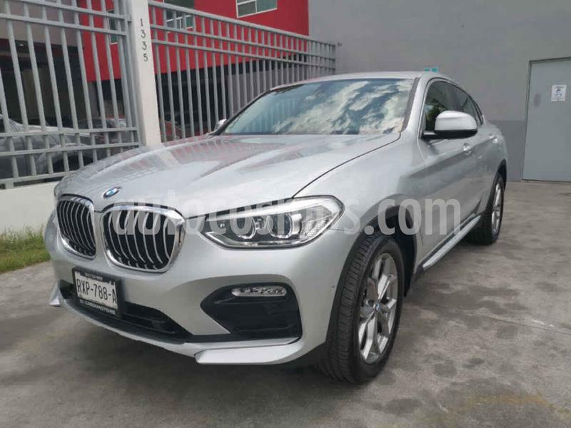 BMW X4 xDrive30iA X Line Aut usado (2019) color Plata precio $745,000