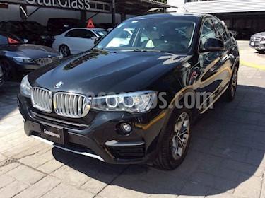 BMW X4 xDrive28i X Line Aut usado (2017) color Negro precio $499,000
