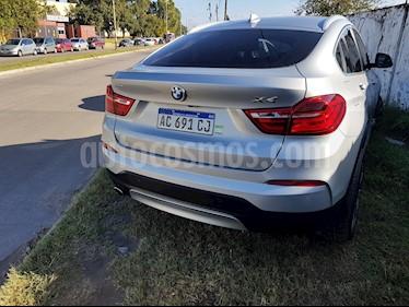 Foto venta Auto usado BMW X4 xDrive 20i Active (2018) color Plata Hielo precio u$s55.000